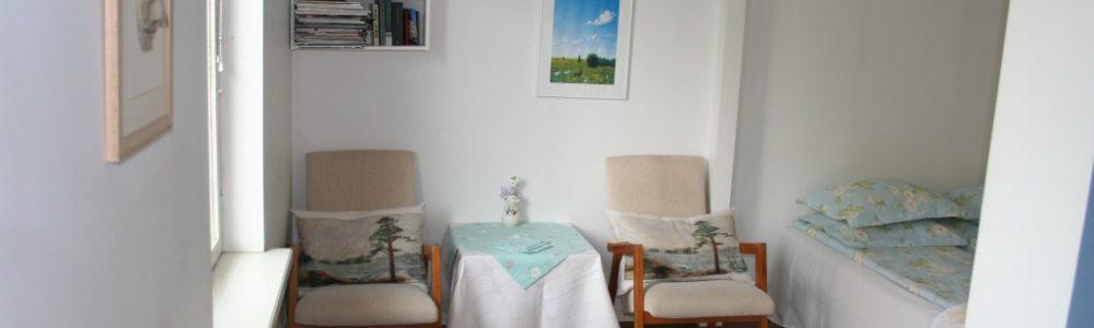 Double room MAtrix Apartments Tallinn